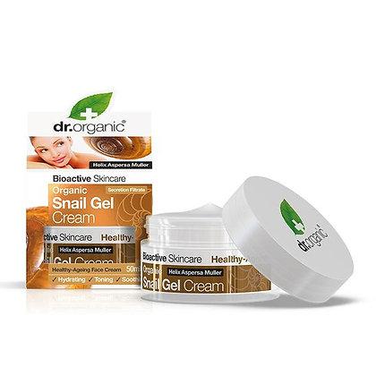 Dr. Organic Snail Gel Crema - 50ml