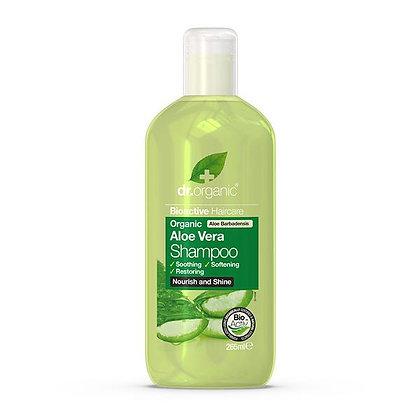 Dr. Organic Aloe Vera Shampoo - 265ml