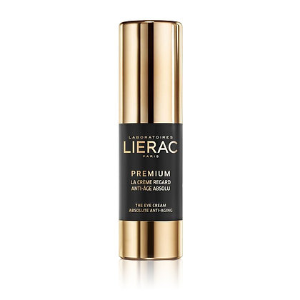 LIERAC Premium la Crème Regard - Crema Contorno Occhi Anti-età globale - 15ml