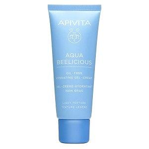 APIVITA Aqua Beelicious - Gel-Crema Idratante Oil Free Texture Leggera - 40ml