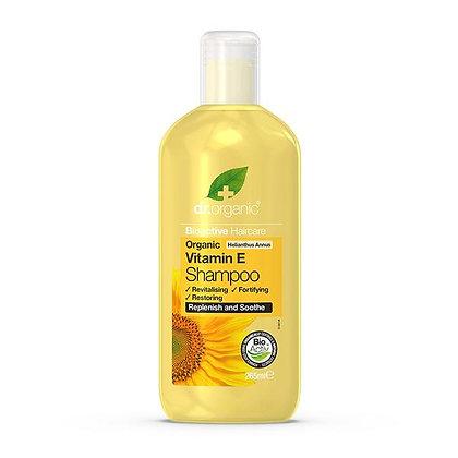 Dr. Organic Vitamina E Shampoo - 265ml