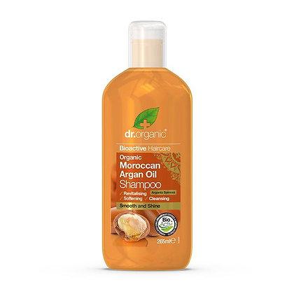 Dr. Organic Olio d'Argan del Marocco Shampoo - 265ml