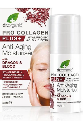 Dr. Organic Pro Collagene Antietà Dragon Blood - 50ml
