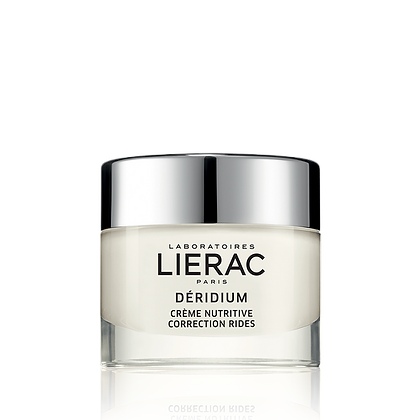 Lierac Déridium Crema Nutriente Rughe - Normal Skin - 50ml