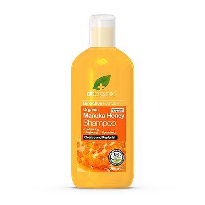 Dr. Organic Miele di Manuka Shampoo - 265ml