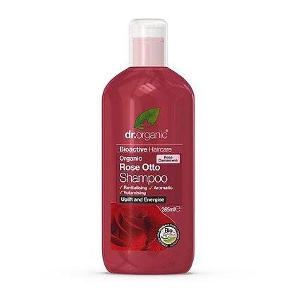 Dr. Organic Rosa di Damasco Shampoo - 265ml