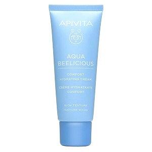 APIVITA Aqua Beelicious - Crema Comfort Idratante Texture Ricca - 40 ml