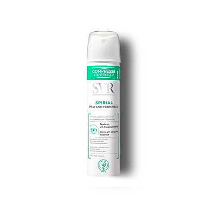 SVR Spirial Deodorante Spray - 75ml