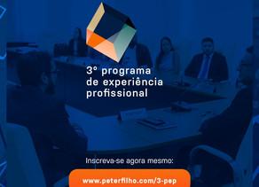 3º Programa de Experiência Profissional na Advocacia