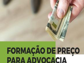 E-book Formação de Preço na Advocacia