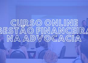 Curso Online Gestão Financeira na Advocacia - Turma 2