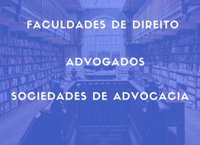 Faculdades de Direito, Advogados e Sociedades no Brasil - 4