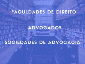 Faculdades de Direito, Advogados e Sociedades no Brasil - 2