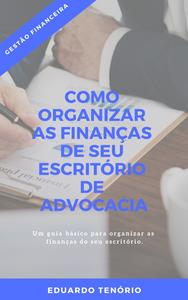 E-book Finanças na Advocacia