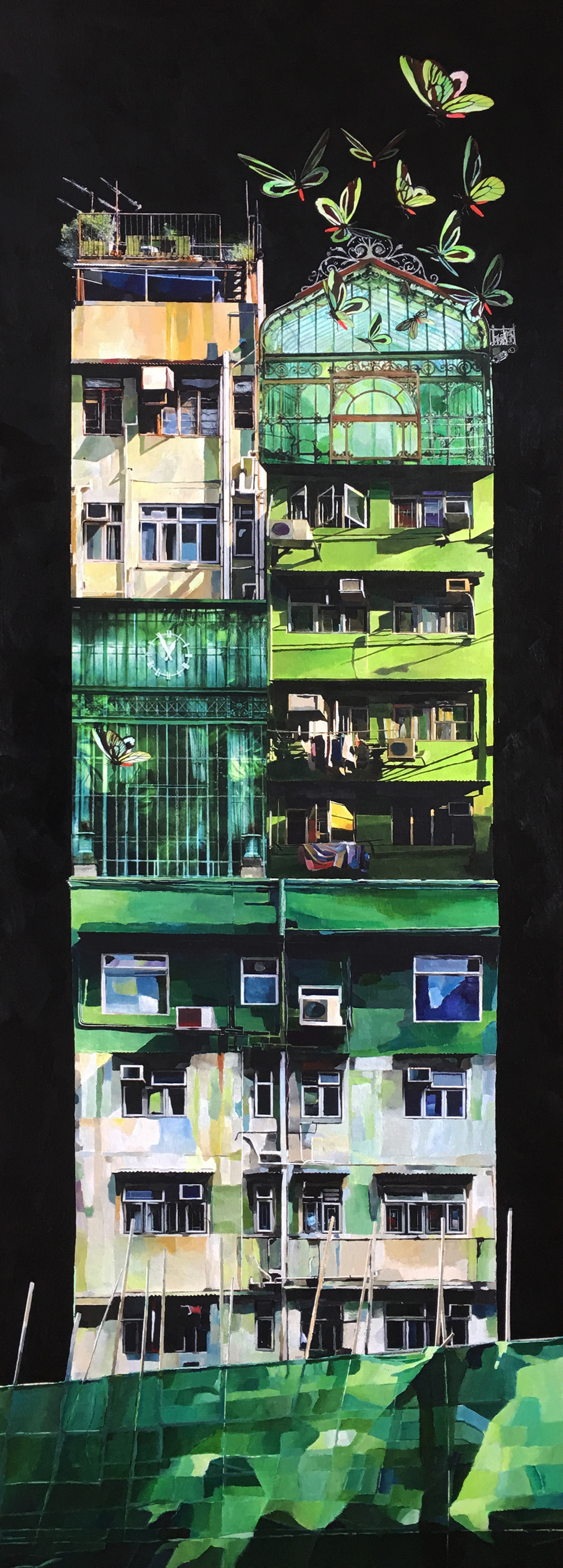 Green House - 2017 (SOLD)