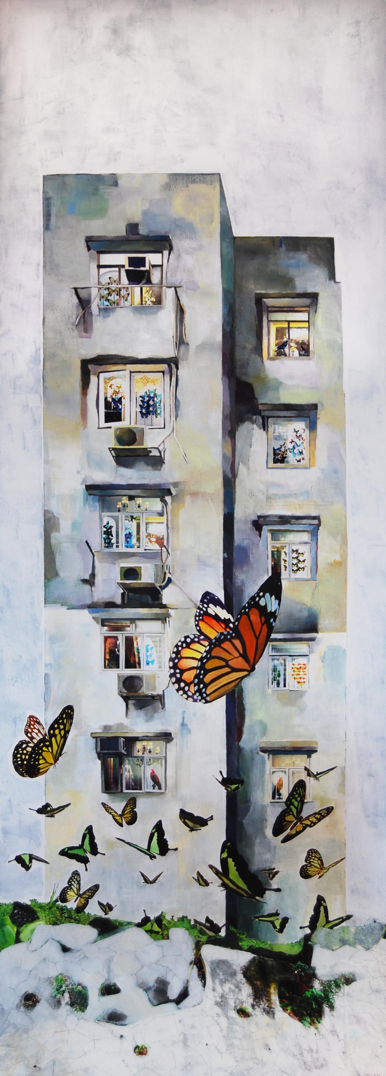 Butterfly Collection #Day - 2015 (SOLD)