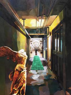 Magic Corridor - 2016 (SOLD)