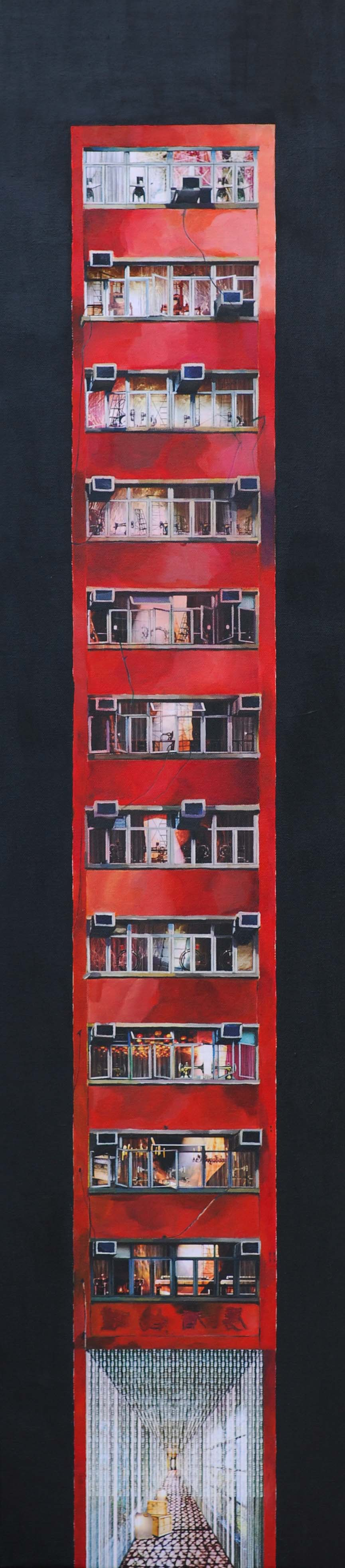 Crystal Sewing Factory - 2014 (SOLD)