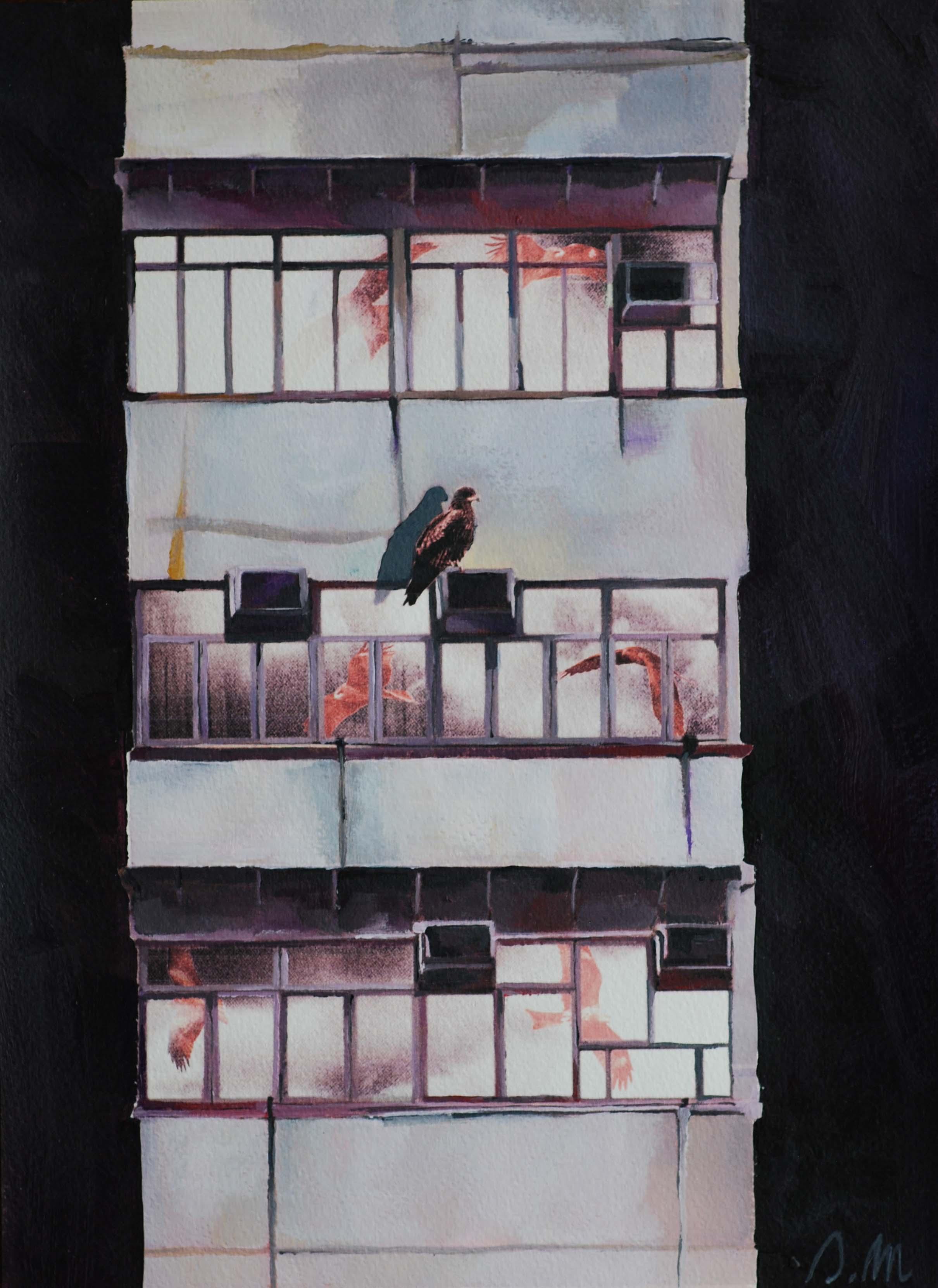 Black Kites - 2014 (SOLD)