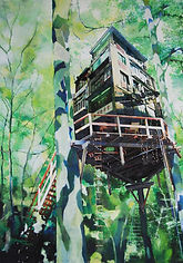HK Tree House - 2015 (SOLD)