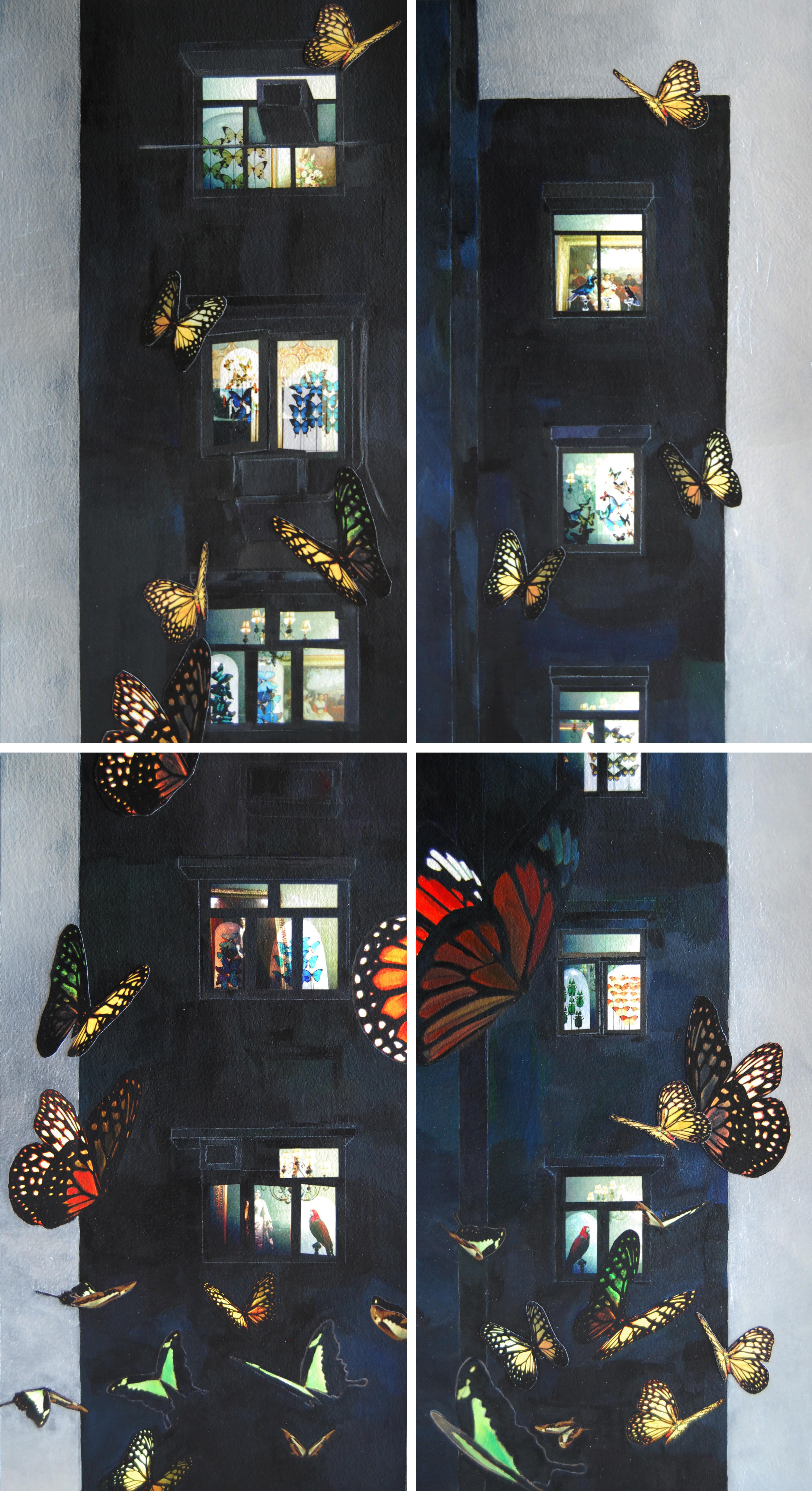 Butterfly Collection #Night - 2015 (SOLD