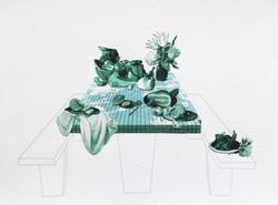 Picnic Table #Ham - 2017