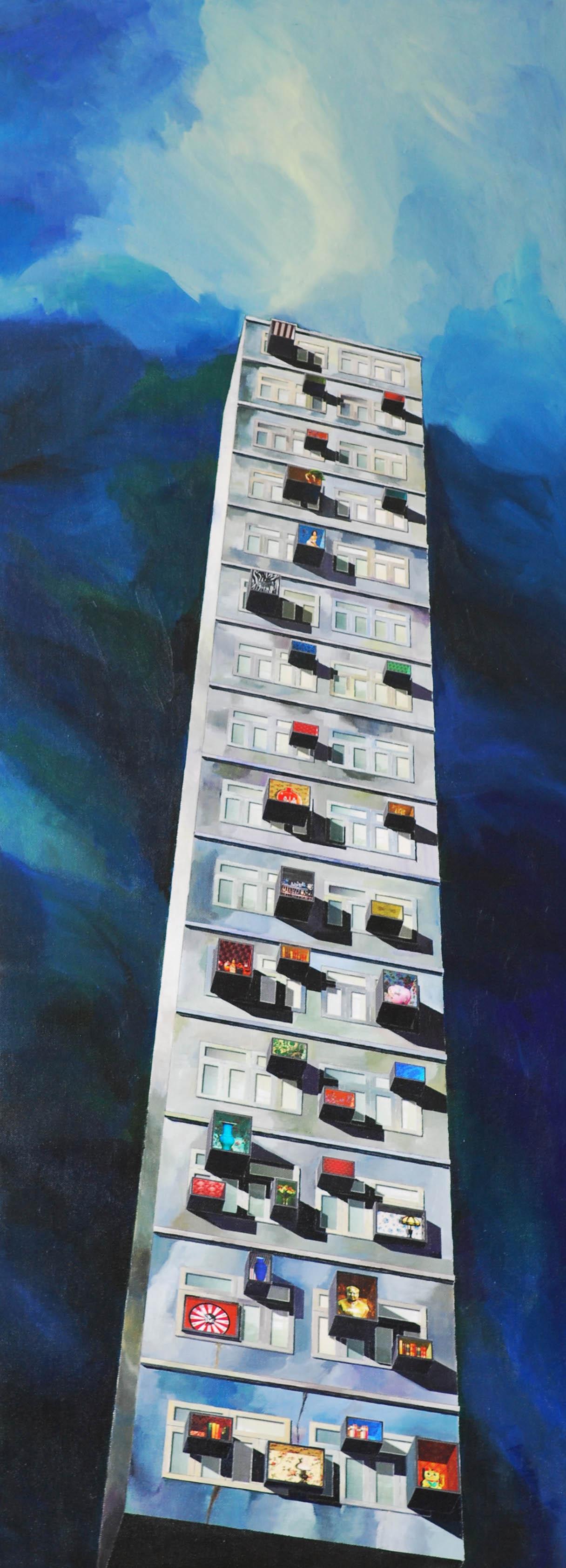 Outdoor Shelves - 2014 (SOLD)