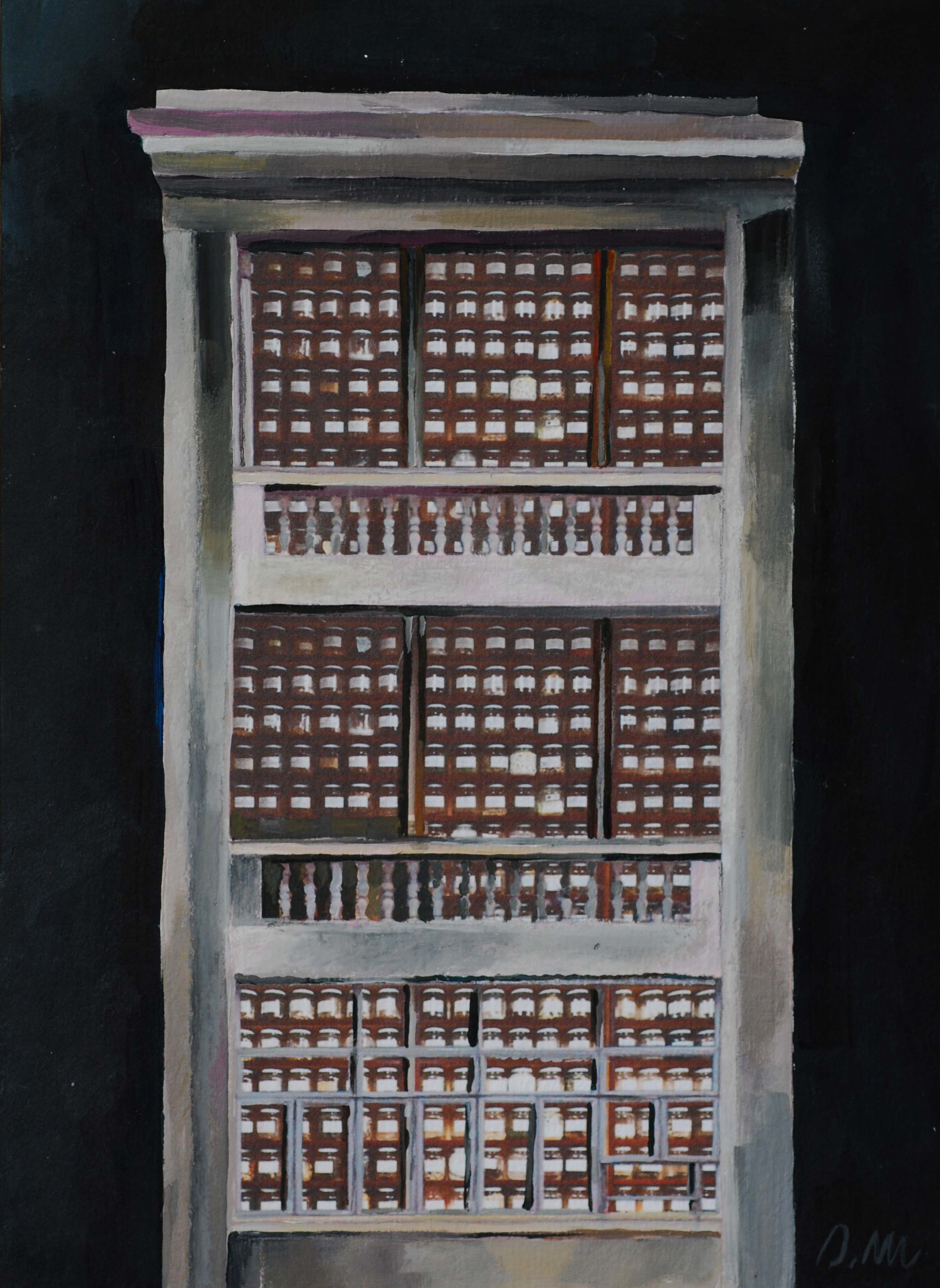 Chinese Herbs - 2013 (SOLD)
