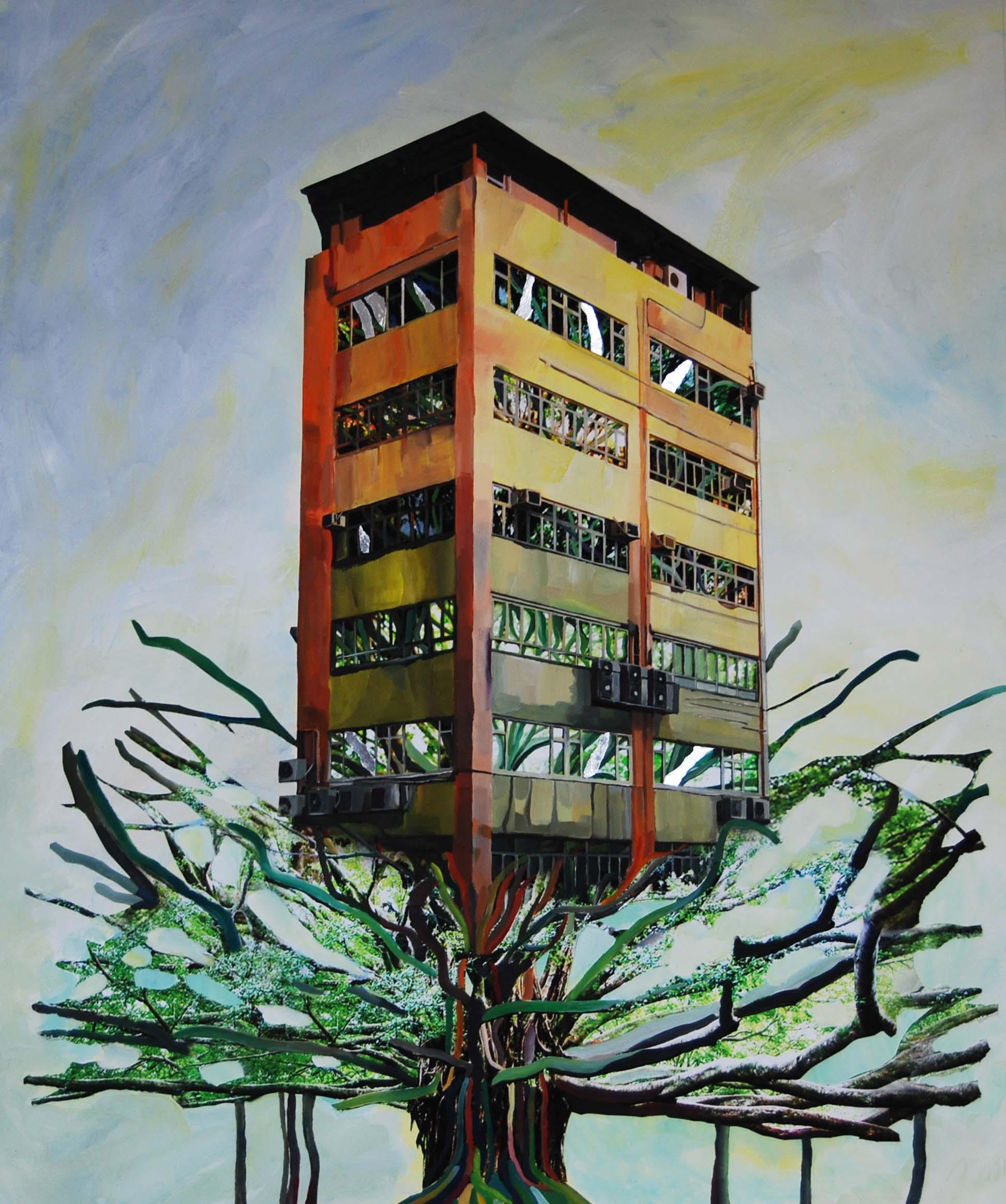 Banyan Tree House - 2014 (SOLD)