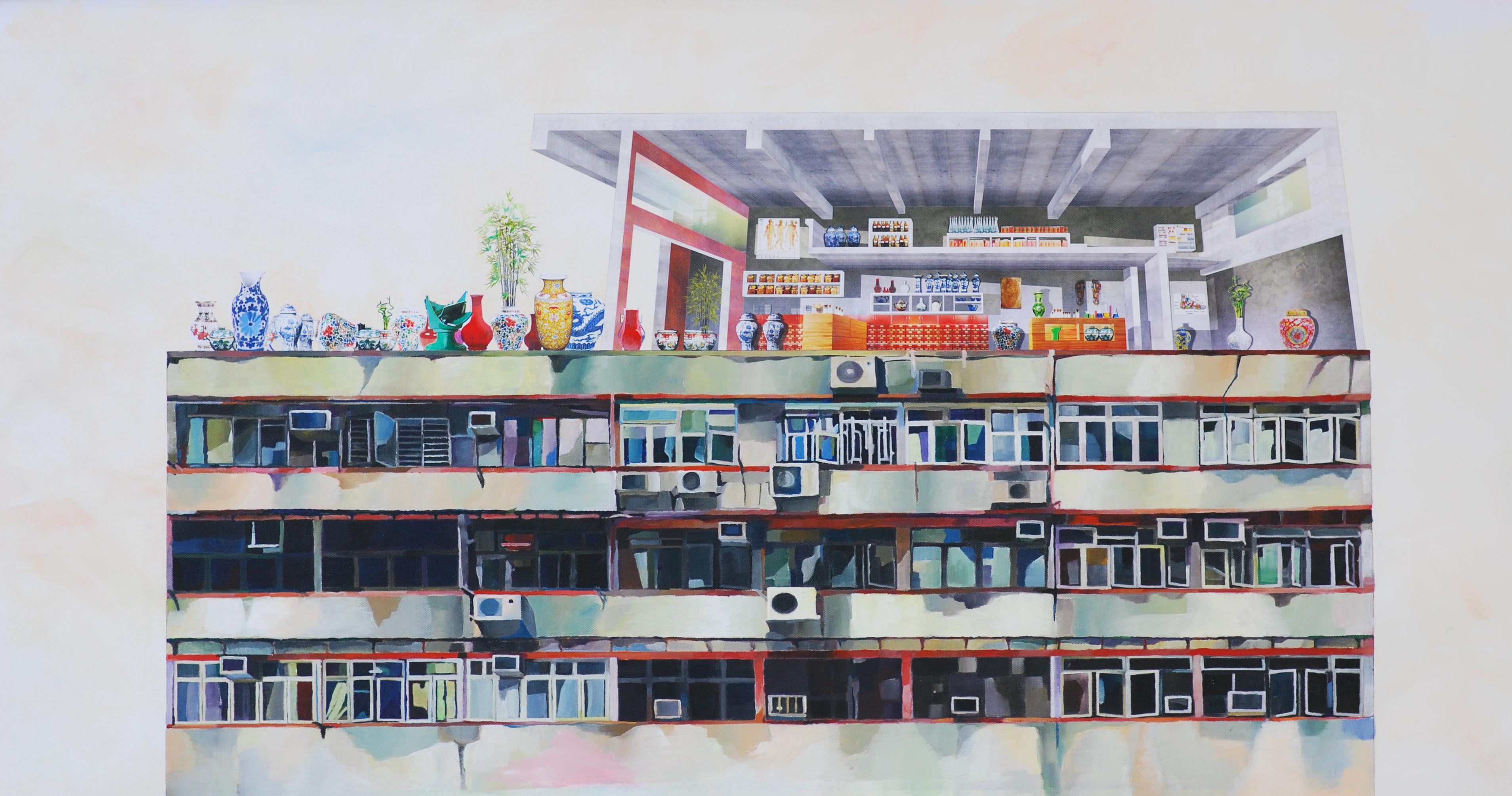 Top Floor Pharmacy - 2014 (SOLD)