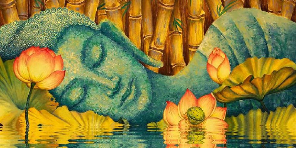 Yoga Nidra and Breathwork with Suzanne Burnham-Evans + Halotherapy