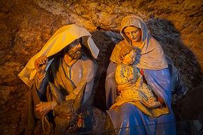 גואל, בוגד ויצאנית - הדמויות הגדולות שביסוד הדת הנוצרית