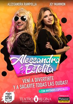ALESSANDRA Y ESTELITA