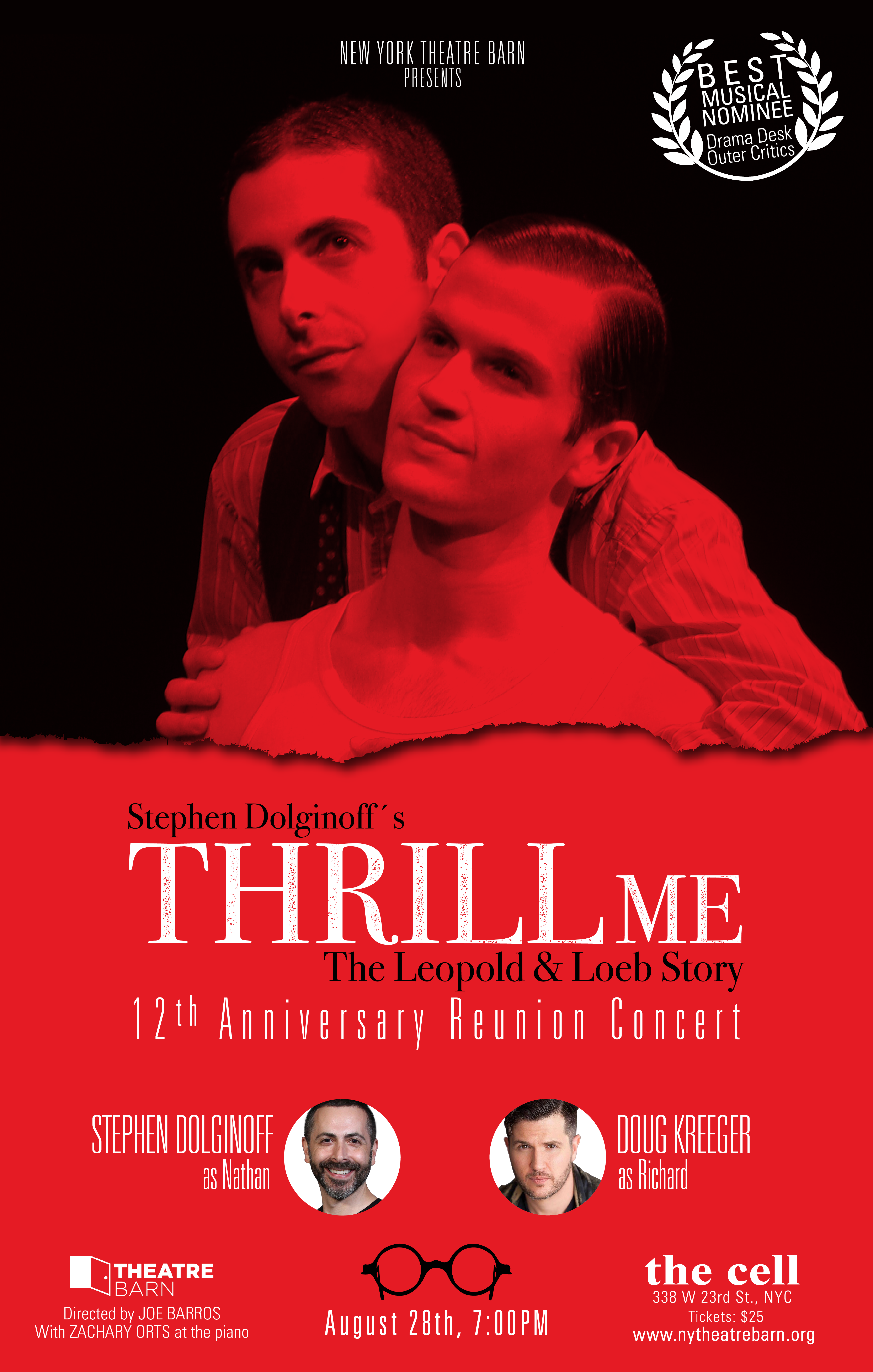 THRILL ME (BROADWAY)