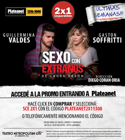 SEXO CON EXTRAÑOS