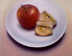 """""""Apple Still Life From a Photograph"""""""