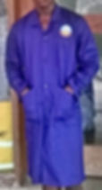 blouse de travail ASECNA bangui