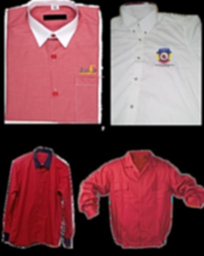 Chemises de travail 2AGM sarl