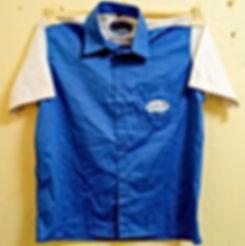chemise de travail personnalisée