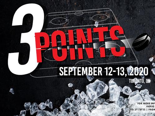 Girls 3 Points September Showcase - Girls