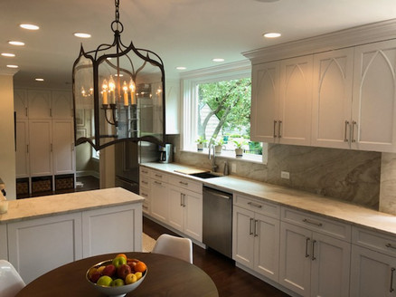 Wilmette Kitchen Remodel