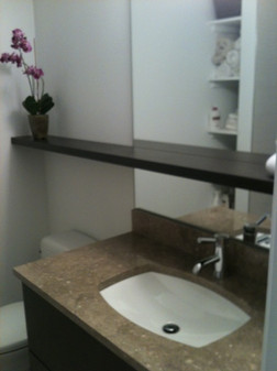 River Forest Kitchen & Powder Room