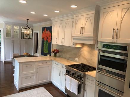 Wilmette Kitchen Remodel