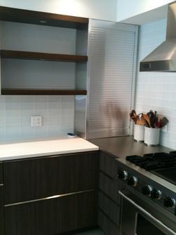 River Forest Kitchen & Powder Room