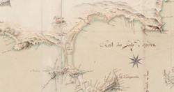 Hyères et sa rade 1783