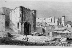 Hyères, Place Saint-Paul