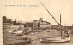 Toulon Fort Saint Louis