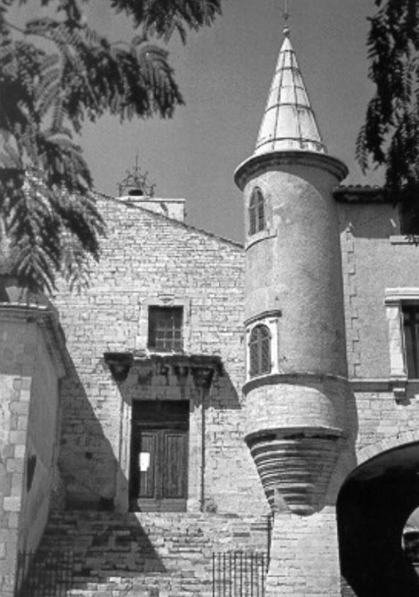 Entrée Collégiale Saint-Paul