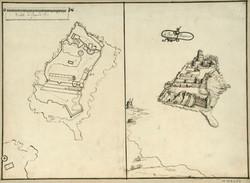 Plan du fort de Brégaçon
