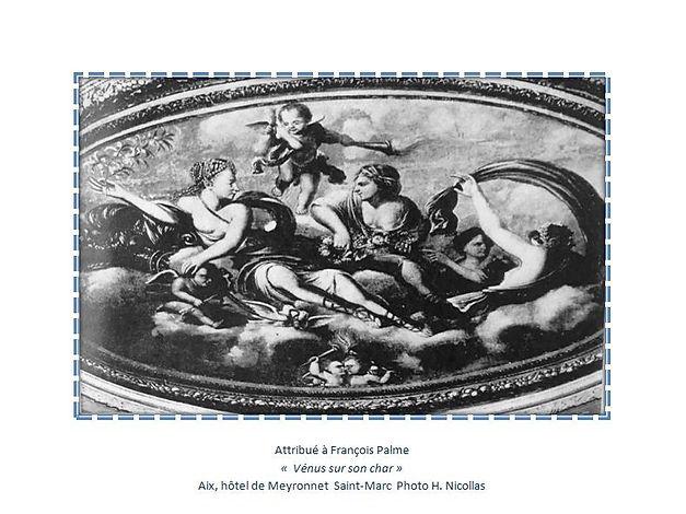 François Palme peintre Aix en Provence
